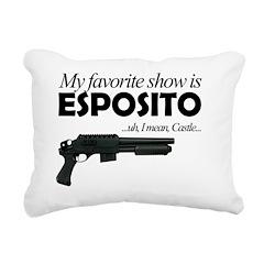 Designs-Castle066 Rectangular Canvas Pillow