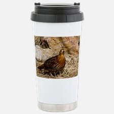 Mountain Bamboo-Partridge 7111  Stainless Steel Tr