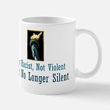 No Longer Silent T-Shirt Mug