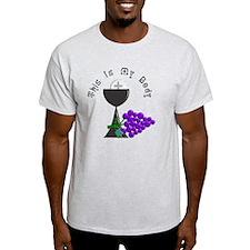 Eucharist Chalice T-Shirt