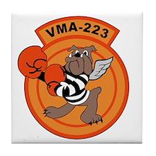 vma-223 Tile Coaster