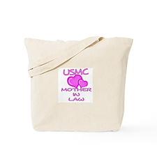 USMC Mother-N-Law Tote Bag