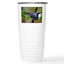 Nuthatch #365  for mug Travel Mug