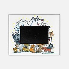 Thank You Dog Cats Picture Frame
