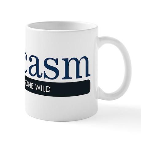 eSarcasm Mug