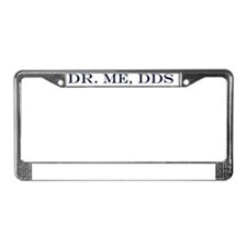 dr License Plate Frame