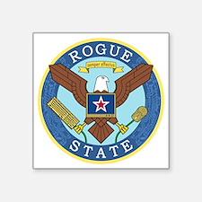 "Logo_PresidentialSeal Square Sticker 3"" x 3"""