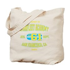 Starfleet Ath-Dept Yellow Tote Bag