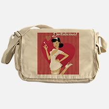 dentalicious2 Messenger Bag