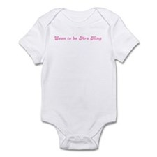 Soon to be Mrs King Infant Bodysuit