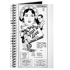 Antonio Moreno Aileen Pringle Journal