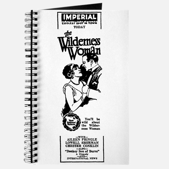 Aileen Pringle WILDERNESS WOMAN Journal