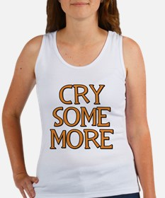 Cry Women's Tank Top