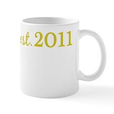 mom 2011 dark Mug