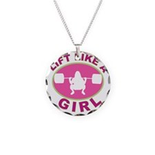 Lift Like_Girl Necklace