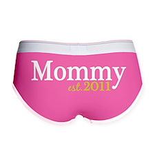 mommy 2011 dark Women's Boy Brief