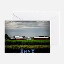 Envy Greeting Card