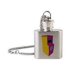 acceptablearcade Flask Necklace