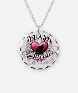 Team Jacob Tribal Necklace