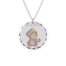 little monkey Necklace