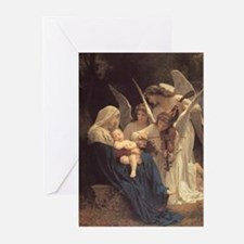 Song of Angels Christmas Card (Pack of 10) Greetin