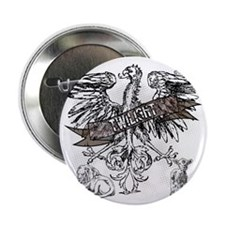 """Twilight The Lion and the Lamb 2.25"""" Button"""