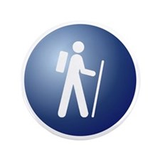 """icon_large_hiking 3.5"""" Button"""
