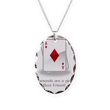 DiamondsCards Necklace
