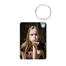 IMG_9120 Aluminum Photo Keychain