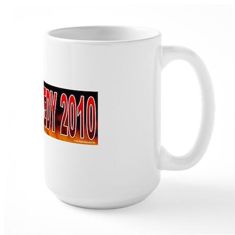 RI KENNEDY Large Mug
