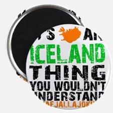 Iceland Thing Magnet