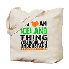Iceland Thing Tote Bag