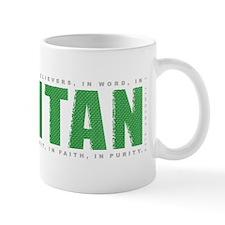 Puritan1tim4_green Small Small Mug
