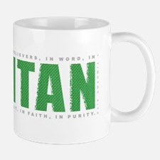 Puritan1tim4_green Small Small Mug