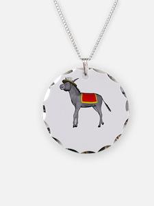 T0035B-DonkeyToRiver-2000x20 Necklace