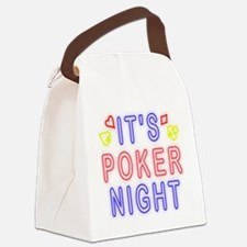 T0083B-PokerNight-2000x2000 Canvas Lunch Bag