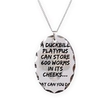 Duckbill Platypus Necklace