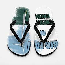 big fan Flip Flops