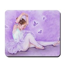 balletdepapillon Mousepad
