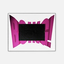 New Boing pink 3 copy Picture Frame