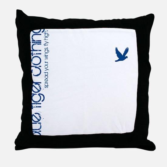 shield_white Throw Pillow