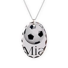 Mia Soccer Necklace