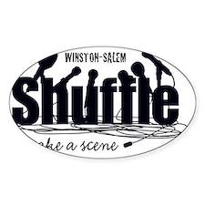 WS-shuffle-logo-7 Decal