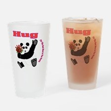 Hug for the best mom in the world P Drinking Glass