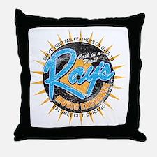 Raymusicexchange Throw Pillow