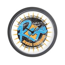 Raymusicexchange Wall Clock
