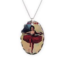 Princess Victoria wire dancer  Necklace