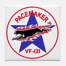 vf-121_pacemaker Tile Coaster