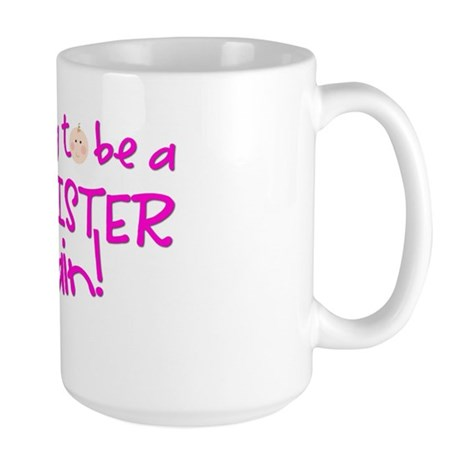 princess_secretback again Large Mug