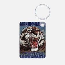 Vintage Circus Tiger Keychains